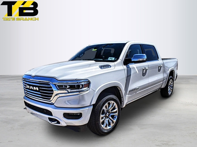 New 2019 RAM All-New 1500 Longhorn 4x4 Crew Cab 5'7 Box