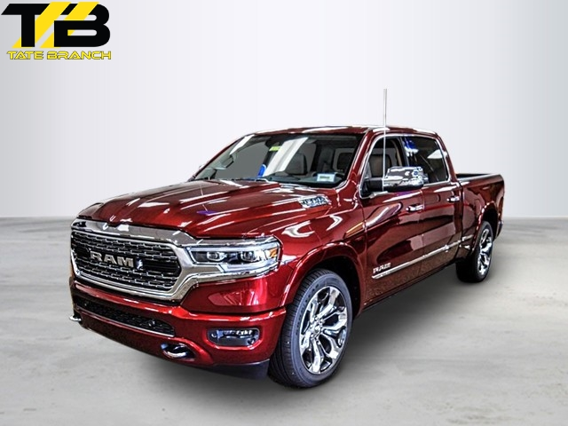 New 2019 RAM All-New 1500 LIMITED 4X4 CREW CAB 6'4 BOX