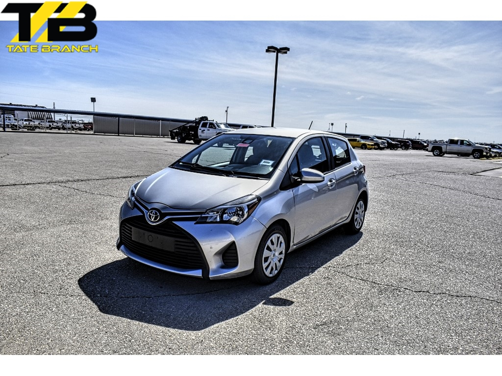 Pre-Owned 2017 Toyota Yaris L