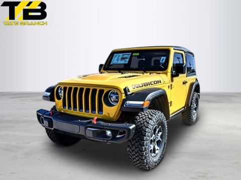 New 2020 JEEP Wrangler RUBICON 4X4