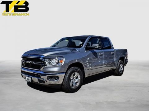 New 2019 RAM All-New 1500 BIG HORN/LONE STAR 4X4 CREW CAB 5'7 BOX