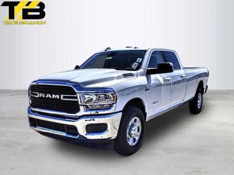 2019 RAM 3500 Big Horn 4x2 Crew Cab 8' Box