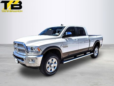 New 2018 RAM 3500 LARAMIE 4X4 CREW CAB 6'4 BOX