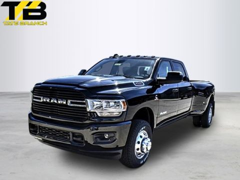 2020 RAM 3500 BIG HORN 4X4 CREW CAB 8' BOX