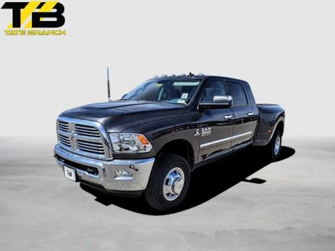 New 2018 RAM 3500 SLT 4X4 MEGA CAB 6'4 BOX