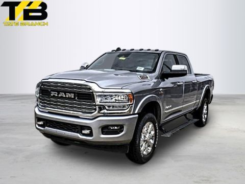 2019 RAM 2500 LIMITED 4X4 CREW CAB 6'4 BOX