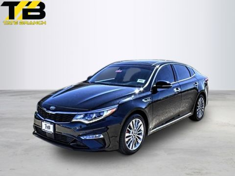 Pre-Owned 2019 Kia Optima SXL With Navigation